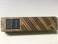 Moore & Wright Whit Screw Pitch Gauge No: 800. Made in England