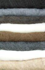 1000 g Filzwolle Naturwolle Vlies filzen u. ZUBEHÖR