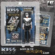 "KISS  8"" THE Space man retro mego action  figure Monster series Ships free"