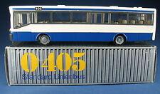 NZG 372 - Mercedes-Benz Linienbus O 405 - blau-weiß - 1:50 - in OVP - Bus Coach