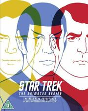Star Trek - The Animated Series Blu-Ray | 3 Disc Boxset