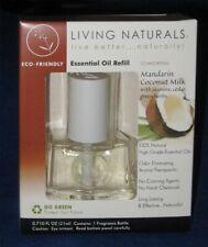Living Natural Essential Oil Refill 21 ml Comforting Mandarin Coconut Milk