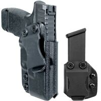 IWB Kydex Holster & Mag Pouch Combo fits Springfield Armory Hellcat OSP