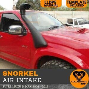 Air Intake Snorkel Kit Fits ISUZU D-MAX 3.0L 2008 2009 2010 2011 2012 I4 Diesel