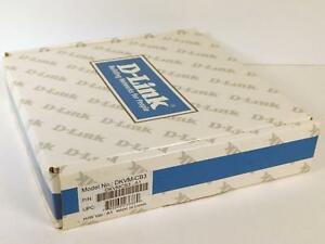 D-Link DKVM-CB3 H/W Ver A1 Keyboard / Video / Mouse (KVM) Cable 10' Sealed Box