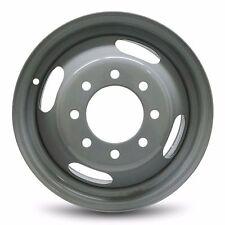 New 16x6.5 (03-15) Express 3500 Van (01-07) Silverado 3500 DRW Steel Wheel Rim