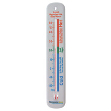 215MM HYPOTHERMIA THERMOMETER WALL COLD TEMPERATURE ELDERLY HEALTHCARE IN-035