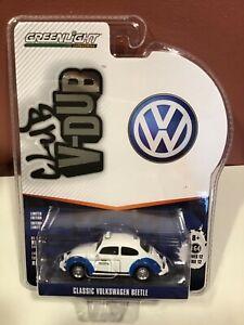Greenlight Vee-Dub Classic Volkswagen Beetle Acapulco Mexico Taxi