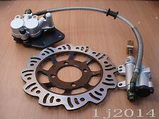 Pit Bike Brake System Rear Ssr Coolster Pitster Pro Ycf Piranha Sdg 110CC 125CC