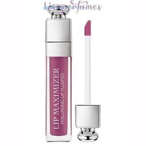 Christian Dior Addict Lip Maximizer Lip Plumper 006 Berry 0.20oz / 6ml NIB