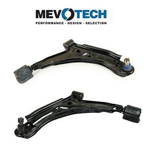 New Set 2 Front Lower Control Arm Steering Part Fits 2000-2006 Nissan Sentra