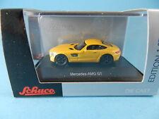 SCHUCO 26342  MERCEDES AMG GT GELB 1:87