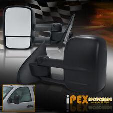 2014-2016 Chevy Silverado GMC Sierra 1500 POWER/ HEATED /TELESCOPING Tow Mirrors