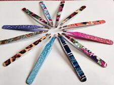 Beautik Set di 12 multicolore salone sopracciglia obliquo PINZETTE PINZETTE in acciaio