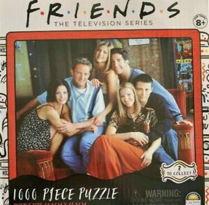 1000 Piece Jigsaw Puzzle FRIENDS THE CAST TV Series  Poster 45 X 60.5cm  New