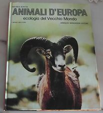 "I Grandi libri d'oro ""ANIMALI D'EUROPA"""