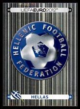 Panini euro 2012-Insignia-HELLAS Grecia no. 79
