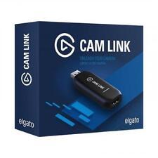 Elgato 10GAC9901 Cam Link Unleash Your Camera HDMI UPYO 1080p60