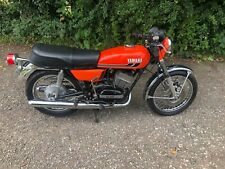 Yamaha rd 350 1975 unregistered import, nice little project needs very little.