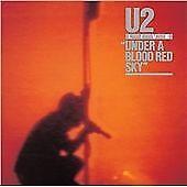 U2-Under a Blood Red Sky CD NEW