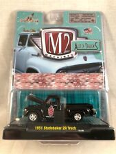 M2 Machines Auto-Trucks 1951 Studebaker 2R Truck NEW 1:64 Release 21