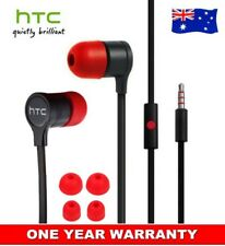 HTC Original Genuine Earphone Headset With Remote Mic for One X XL X920e G20 AU