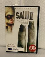 Saw II WS DVD