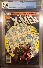 UNCANNY X-MEN #141 CGC 9.4 NM (JAN 1981) DAYS OF FUTURE PAST - NEWSSTAND EDITION