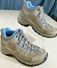 Women's The North Face x2 Hiking Boots Size 6.5 Suede trail color tan