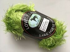 Dark Horse Yarns Lovely Lash #216 Lime Green Eyelash Yarn 50gr 92y