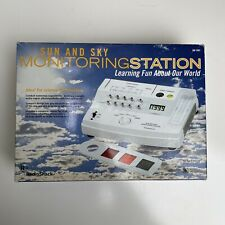 Radio Shack Sun And Sky Monitoring Station New Open #gw3