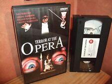 Terror at the Opera - Big box Horror Original
