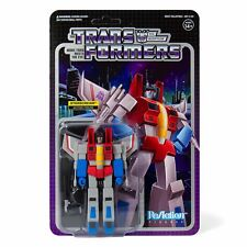 Transformers ReAction Starscream Figure by Super7