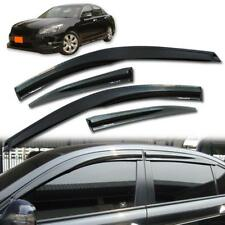Fit 2008-2012 Honda Accord Sedan Weather Guard Visor Windshield for 1 car