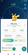 Normal Pikachu safari black hat St. Louis Pokemon Go limited edition (not shiny)