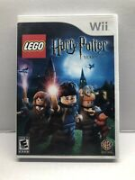 LEGO Harry Potter: Years 1-4 (Nintendo Wii, 2010) Clean & Tested Working