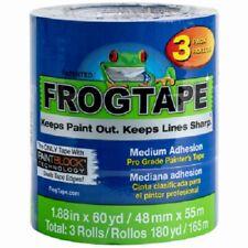 Shurtape, 3 Pack, 1.88 in. x 60 YD, Frog Tape Pro Grade Painter's Tape