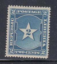 Liberia # 34 MNH 1892