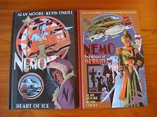 Nemo: Heart of Ice / The Roses of Berlin - HC - Alan Moore, Kevin O'Neill