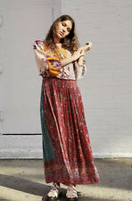 Free People What You Want Maxi Peasant Dress Size Small