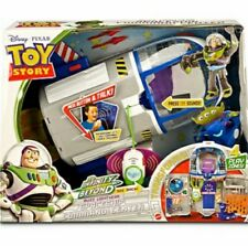 Toy Story Buzz Lightyear Talking command center Electronic Factory Seal 2011 New