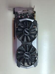 MSI ARMOR GeForce GTX 970 4GB GDDR5 Graphics Card