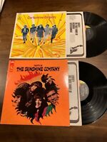 The Sunshine Company LP Lot: Sunshine Company/Happy Is, 1960's Imperial Original