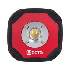 Wocta LED-Flutlicht 10 Watt Werkstattlicht Arbeitsleuchte Scheinwerfer mit Akku