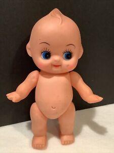 """Kewpie Doll 8"""" Made in Hong Kong"""