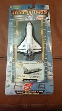 2006 - Space Shuttle  - Hot Wings Diecast Collectable Planes - Space Series