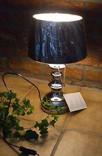Tischlampe SHABBY CHIC STYLE, NEU, runder Schirm; für Led-Leuchtmittel; sparsam