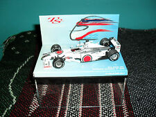 1:43 Minichamps F1-TAKUMA SATO Collection #4 - BAR HONDA 002 BARCELLONA test 2000