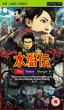 THE WATER MARGIN - 3 EPISODES FROM THE 1970'S  SERIES ON UMD SONY PSP NEW/SEALED
