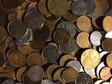 100 Gramm Restmünzen/Umlaufmünzen Slowakei